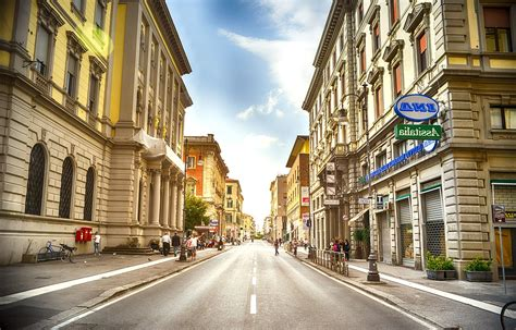 city road street italy cool city images amazing photo