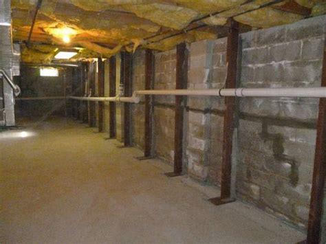 grand prairie basement wall repair pier