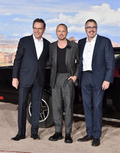 The Breaking Bad Cast Reunited at the El Camino Premiere ...