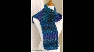 Episode 5  How To Crochet The Tweedy Puff Stitch Scarf
