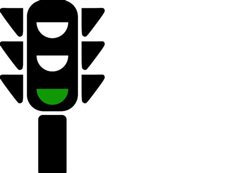 green light company green stop light cliparts co