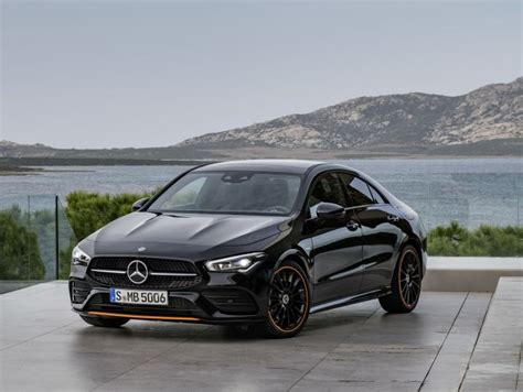 mercedes benz cla revealed   interiors