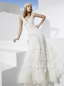 yolan cris boho wedding dress for your chic wedding With yolan cris wedding dress prices
