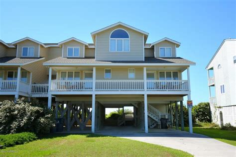 North Carolina Waterfront Property In Ocean Isle, Sunset
