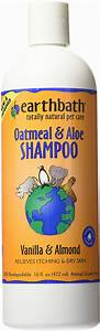 10 best pet shampoos for healthy skin and fur petsladycom With earthbath dog shampoo