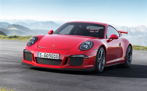 Porsche 911 Gt3 2014 Wallpapers