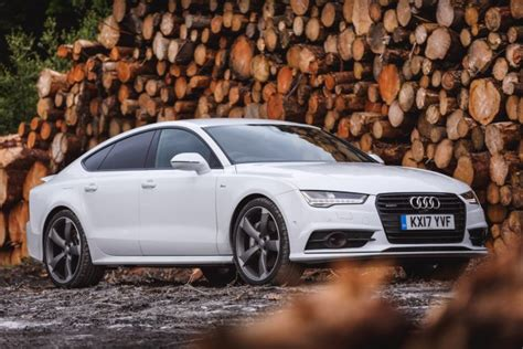 2017 Audi A7 Horsepower by 2017 Audi A7 Sportback Black Edition Gallery