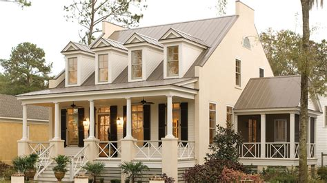 two house plans with front porch 17 house plans with porches southern living