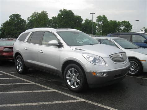 2009 Buick Enclave by 2009 Buick Enclave Photos Informations Articles