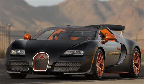 1 Of 150 Bugatti Veyron Grand Sport