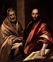 Image result for Peter and Paul
