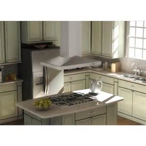 Kitchen Island Range Hood