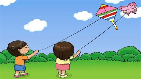 gambar animasi anak bermain terlengkap terupdate top