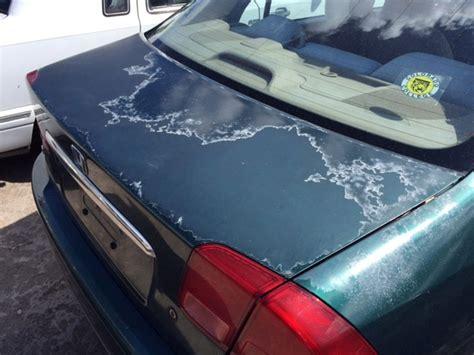 simple diy operation  repair car paint oxidation