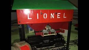 Postwar Lionel 497 Coaling Station