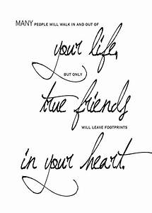 Free Printables: Friendship Quotes — Brown Paper Moon Designs