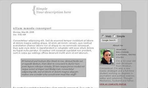 simple blogger saim s may 2007