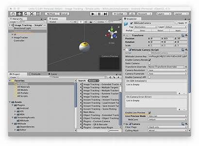 Unity Editor Documentation Wikitude