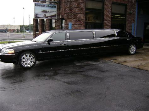 American Limo by 5 Door Lincoln Limousine American Limousine