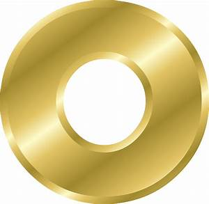 letter o lowercase alphabet abc gold gradient With gold letter o