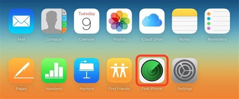 turn on find my iphone how to turn find my iphone remotely 171 ios gadget hacks