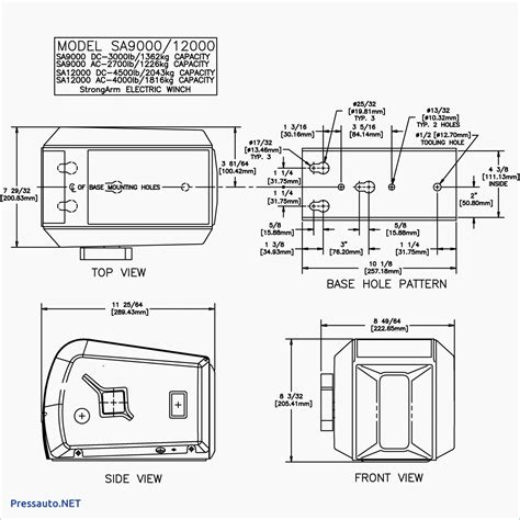Ramsey Winch Wiring Diagram Untpikapps