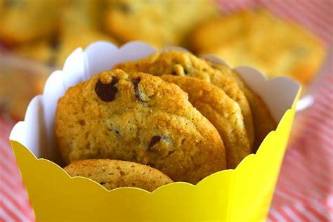 chocolate chip yogurt cookies recipe eggless cooking