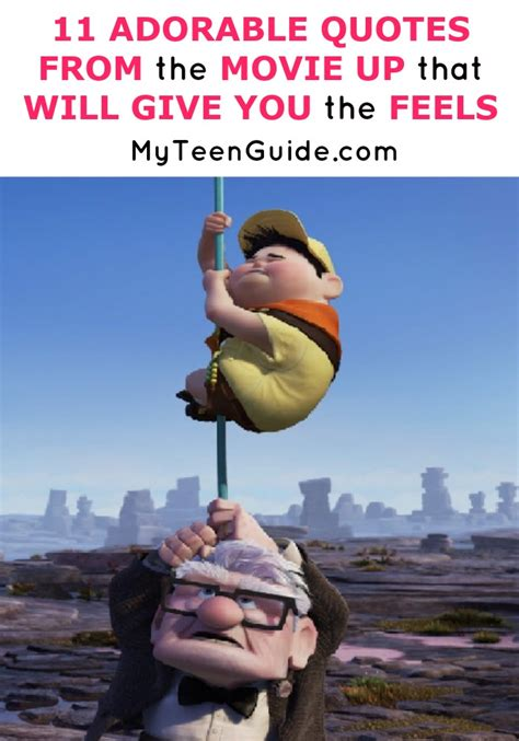Up Quotes Quotes From The Up That Will Give You The Feels