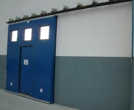 portoni sezionali usati portone scorrevole senza guida a terra manuale ps 3000