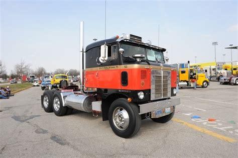 kw tractor kenworth quot bullnose quot tractor kenworth trucks pinterest