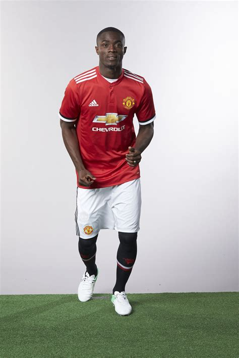 Eric Bailly player profile - Official Manchester United ...