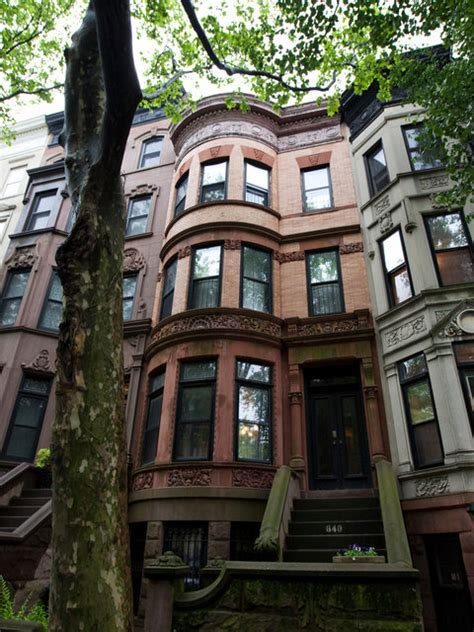 brownstone for sale nyc in brownstone future president found a home on