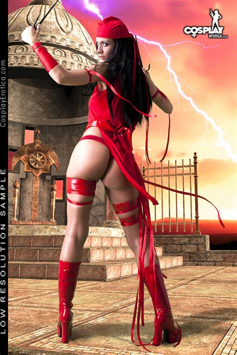 Sexy Cosplay Ninja Elektra Nude Pics Superheroes Pictures Pictures Sorted By Most Recent