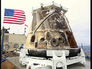 Dragon Splashes Down | NASA