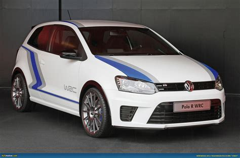 Volkswagen Polo R ausmotive 187 road going volkswagen polo r wrc revealed