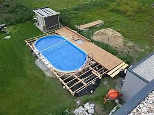 Pool Ohne Bodenplatte : pool ohne bodenplatte aufstellpool mit au enverkleidung ~ Articles-book.com Haus und Dekorationen