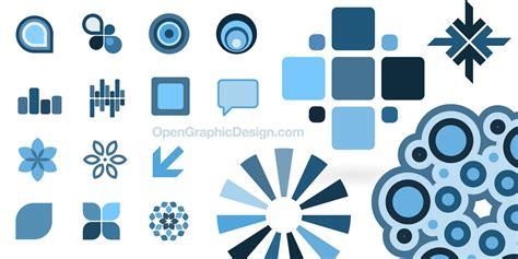 design elements simple graphic symbols  design