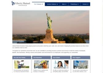 Although life insurance is not liberty mutual's most popular product, it is a decent option if you are looking for basic coverage. citybizlist : Boston : Liberty Mutual Concludes Strategic Review of Pembroke and Ironshore ...