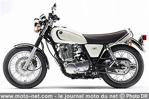 Moto Retro 125 : r d concept moto le retour de la yamaha sr400 ~ Maxctalentgroup.com Avis de Voitures