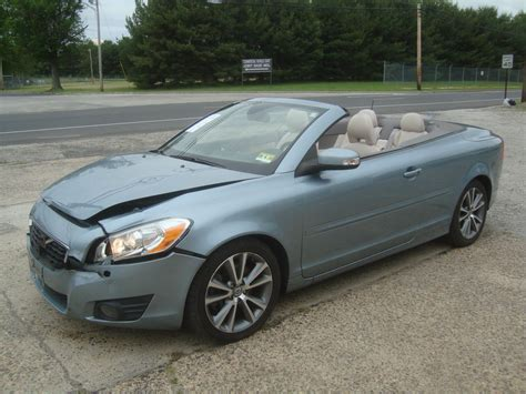 car owners manuals for sale 2013 volvo c70 security system starts and drives 2011 volvo c70 t5 convertible rebuildable repairable for sale