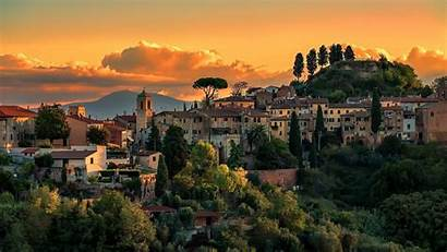 Italy Building Sunset Nature History Architecture Church
