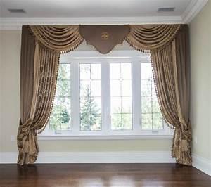 Designer Window Valances Traditional Draperies Elegant Drapery