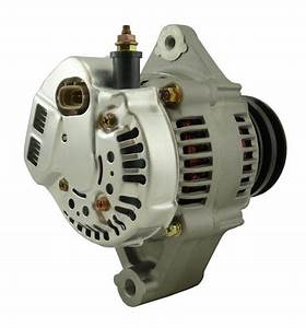 Alternator  Denso  Caterpillar  105