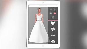 new wedding dress app uses augmented reality technology With wedding dresses app