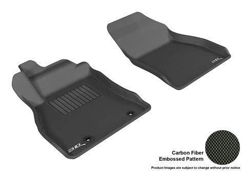 maxpider 3d rubber molded floor mat for nissan juke 11 15
