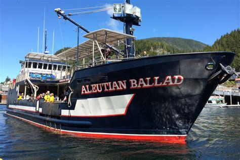 story   aleutian ballad   bering sea crab