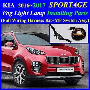 Kia Sportage 2016 User Wiring Diagram