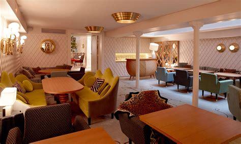 french art deco interior design  india mahdavi  hotel