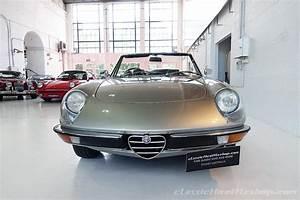 Boutique Alfa Romeo : 1973 alfa romeo spider 2000 classic throttle shop ~ Maxctalentgroup.com Avis de Voitures