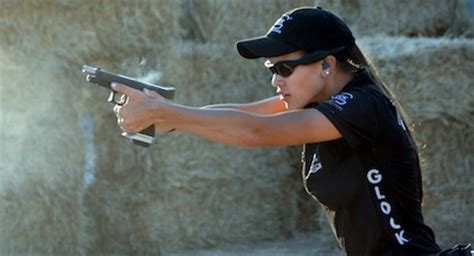 glock sport shooting foundation  host palmetto glock girl shootout